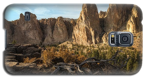 The Monument At Smith Rock Galaxy S5 Case