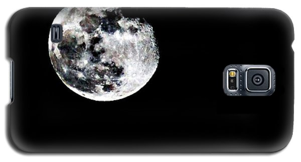 The Moon Galaxy S5 Case