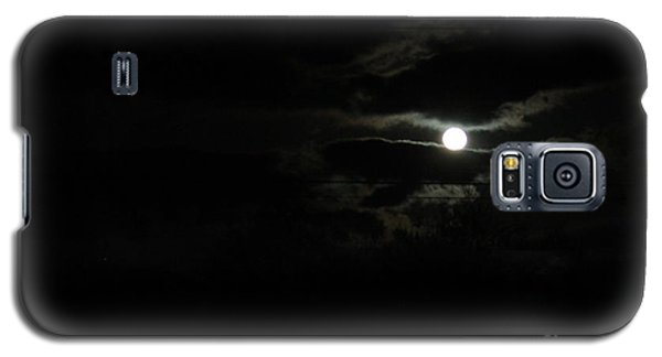 The Moon In Between Galaxy S5 Case by Marie Neder