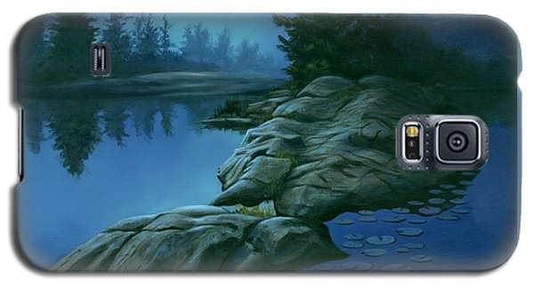 The Moonlight Hour Galaxy S5 Case