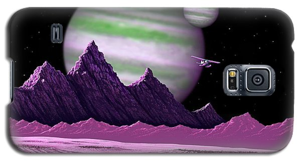 The Moons Of Meepzor Galaxy S5 Case