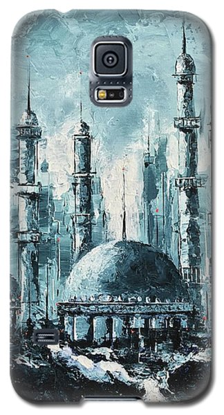 The Mosque-2 Galaxy S5 Case
