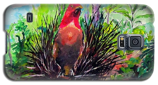 The Most Romantic Birds Galaxy S5 Case