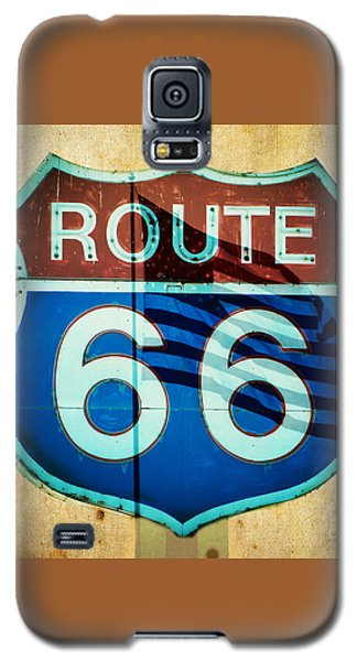 The Mother Road Route 66 Galaxy S5 Case