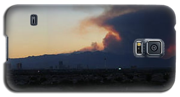 The Mount Charleston Fire Galaxy S5 Case