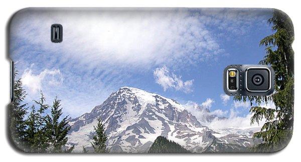 The Mountain  Mt Rainier  Washington Galaxy S5 Case