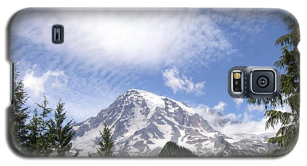 The Mountain  Mt Rainier  Washington Galaxy S5 Case