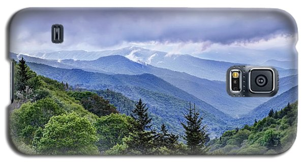 The Mountains Of Great Smoky Mountains National Park Galaxy S5 Case