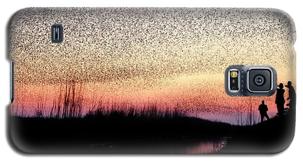 The Murmuration Makers Galaxy S5 Case