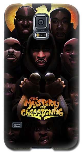 The Mystery Of Chessboxing Galaxy S5 Case