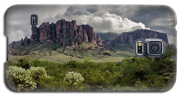 The Mystic Mountain  Galaxy S5 Case