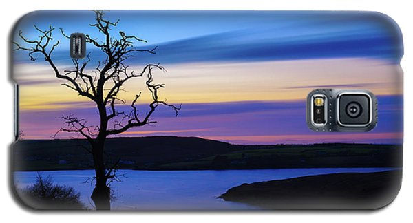 Galaxy S5 Case featuring the photograph The Naked Tree At Sunrise by Semmick Photo
