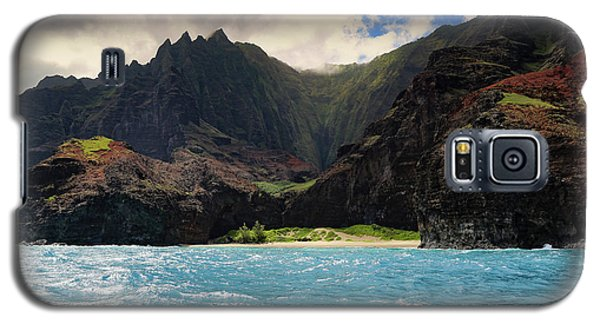The Napali Coast Galaxy S5 Case