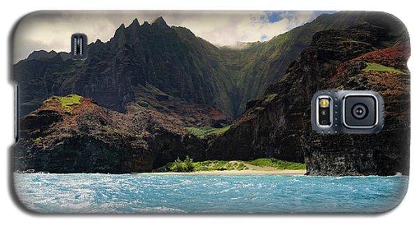 The Napali Coast Galaxy S5 Case