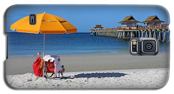 The Naples Pier Galaxy S5 Case by Robb Stan