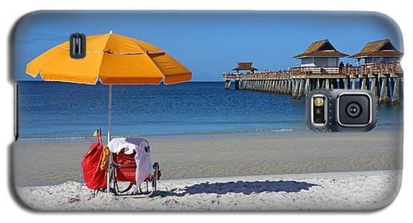 The Naples Pier Galaxy S5 Case