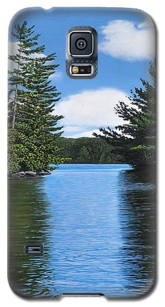 The Narrows Of Muskoka Galaxy S5 Case