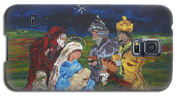 The Nativity Galaxy S5 Case