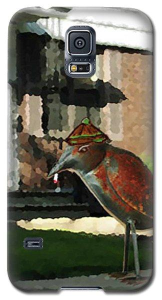 The Neighbor Lady Galaxy S5 Case