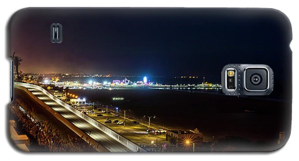The New California Incline - Night Galaxy S5 Case