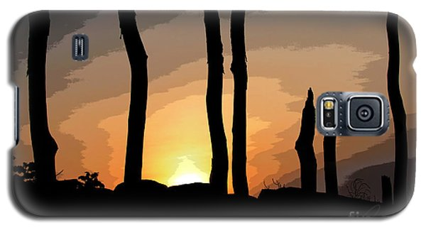 The New Dawn Galaxy S5 Case by Tom Cameron