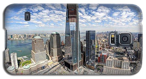 The New World Trade Center Galaxy S5 Case