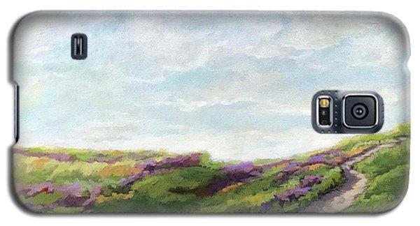 The Next Adventure - Landscape Painting Galaxy S5 Case
