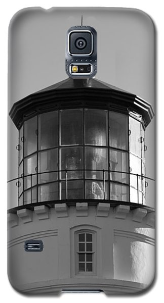 Galaxy S5 Case featuring the photograph The Night Light by Laddie Halupa
