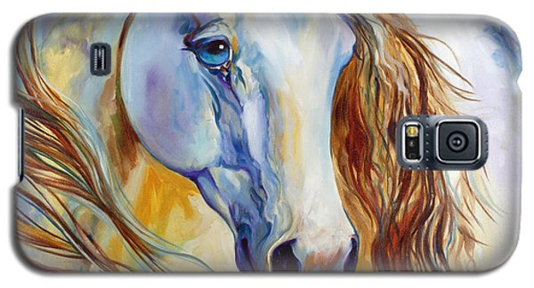 The Nobel Spirit Equine Galaxy S5 Case