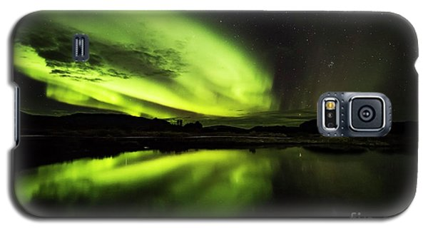 The Northern Lights Thingvellir Galaxy S5 Case
