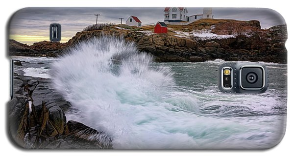 The Nubble After A Storm Galaxy S5 Case by Rick Berk
