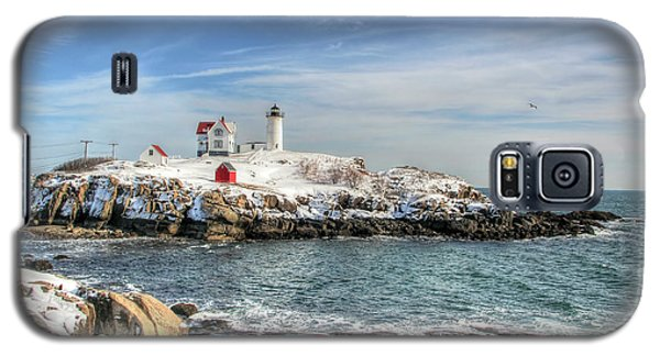 The Nubble Light Galaxy S5 Case