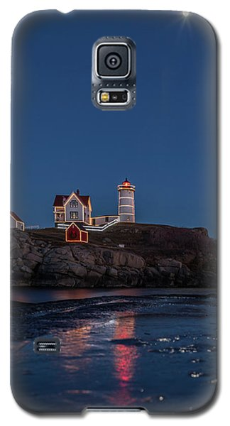 The Nubble Waiting For Snow Galaxy S5 Case