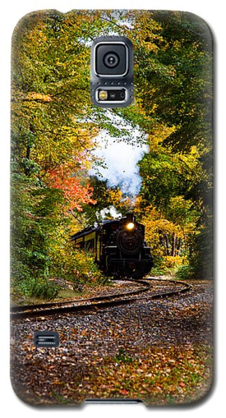 The Number 40 Rounding The Bend Galaxy S5 Case by Jeff Folger