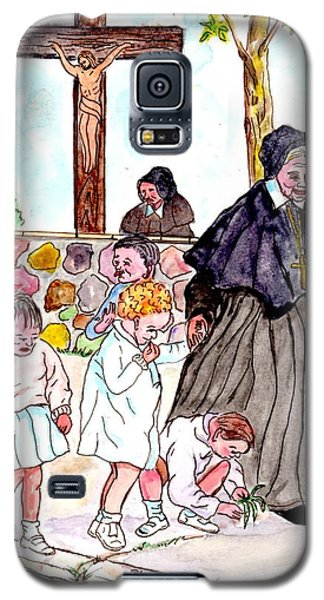 The Nuns Of St Mary's Church Galaxy S5 Case