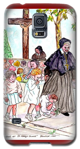 The Nuns Of St Marys Galaxy S5 Case