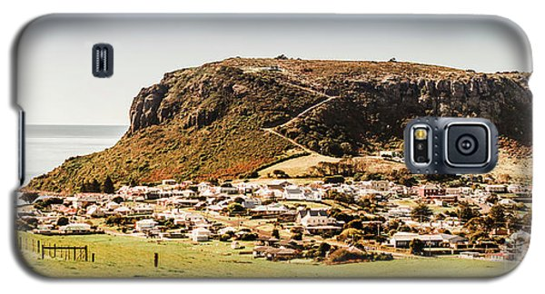 The Sky Galaxy S5 Case - The Nut In Stanley Tasmania by Jorgo Photography - Wall Art Gallery
