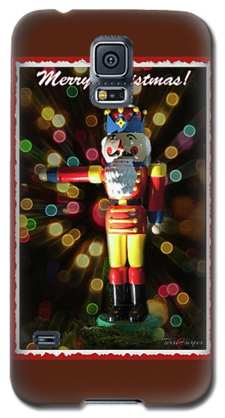 The Nutcracker Galaxy S5 Case