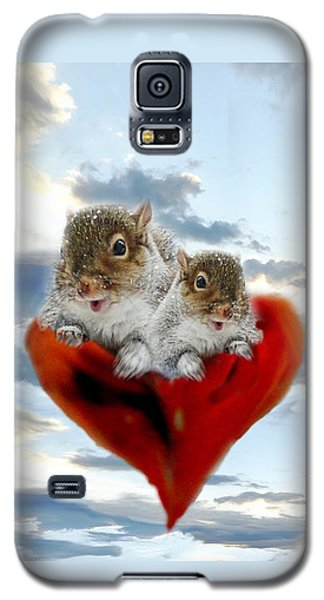 The Nuttings Are Coming Galaxy S5 Case by Mike Breau