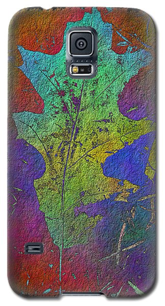 The Oak Leaf Galaxy S5 Case