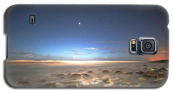The Ocean Desert Galaxy S5 Case
