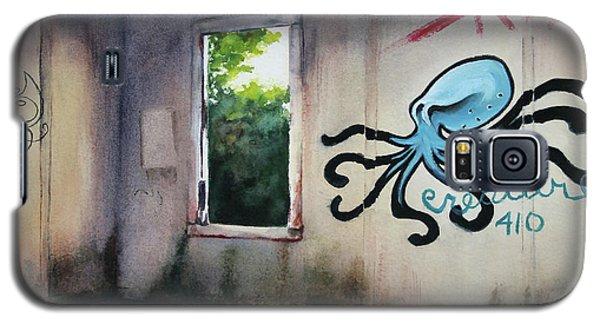 The Octopus's Garden Galaxy S5 Case