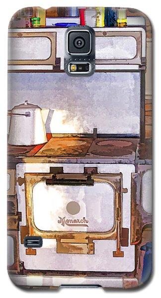The Ol' Kitchen Range Galaxy S5 Case by Susan Crossman Buscho