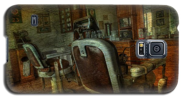 The Old Barbershop - Vintage - Nostalgia Galaxy S5 Case