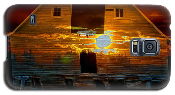 The Old Barn Galaxy S5 Case by Stuart Turnbull