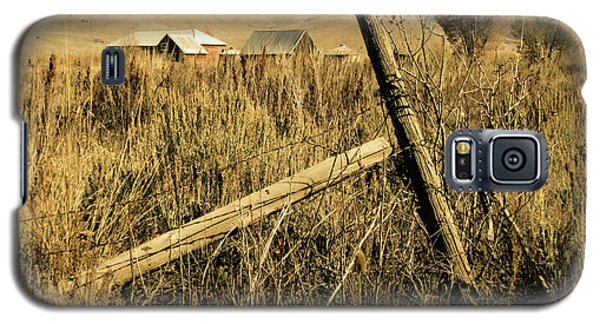 The Old Fence Post Galaxy S5 Case