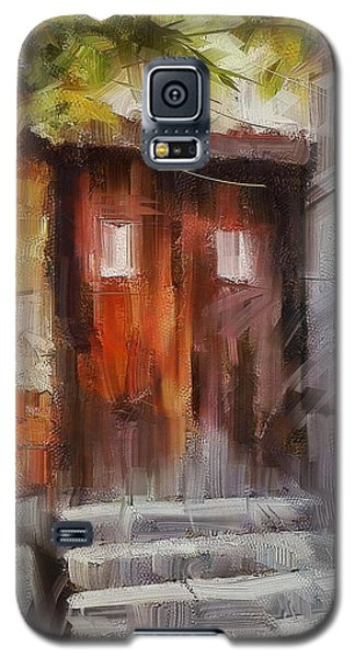 The Old Gate II Galaxy S5 Case