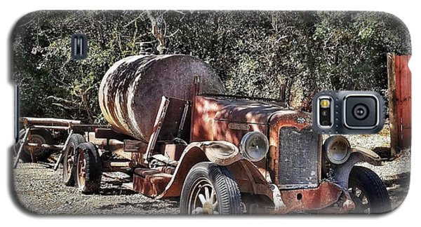 The Old Jalopy In Wine Country, California  Galaxy S5 Case