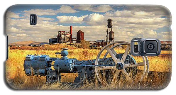 The Old Lumber Mill Galaxy S5 Case