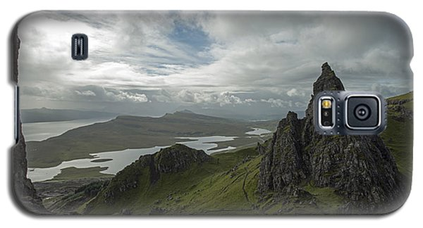 The Old Man Of Storr Galaxy S5 Case